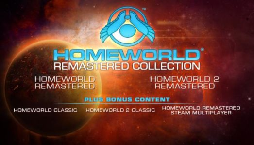 Homeworld Remastered Collection Free Download