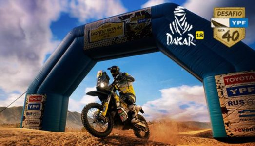 Dakar 18 (v1.2 ALL DLC) Download free