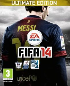 FIFA 14 Ultimate Edition Free Download