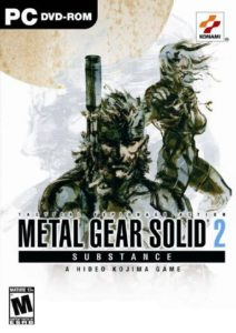 Metal Gear Solid 2: Substance Free Download