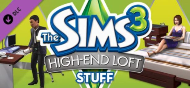 The Sims 3 High-End Loft Stuff Free Download