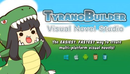 TyranoBuilder Visual Novel Studio (v1.6.0) Download free