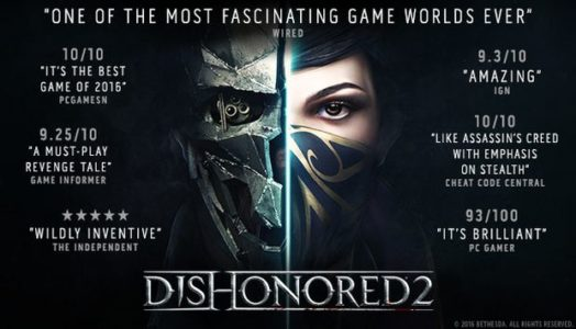 Dishonored 2 (FULL UNLOCKED) Download free