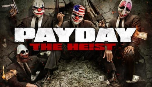 PAYDAY The Heist (Inclu ALL DLC) Download free