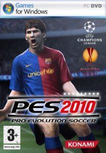 Pro Evolution Soccer 2010 Free Download
