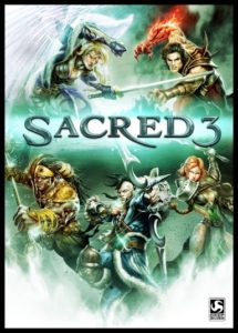 Sacred 3 Free Download