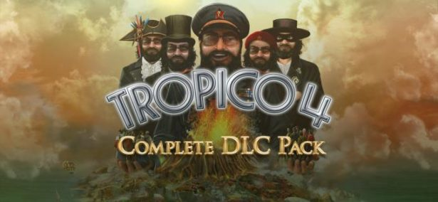 Tropico 4 Complete (Inclu ALL DLC) Download free