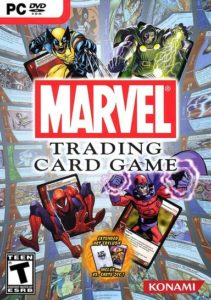 Marvel Trading Card Game Free Download