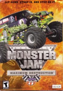 Monster Jam Maximum Destruction Free Download