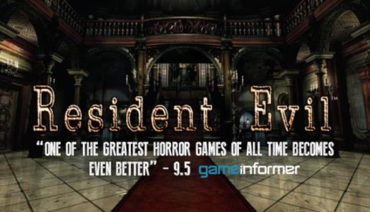 Resident Evil / biohazard HD REMASTER Free Download