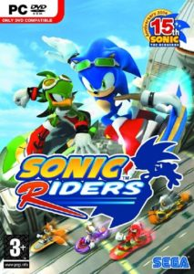 Sonic Riders Free Download