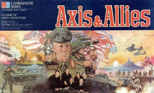 Axis Allies Free Download