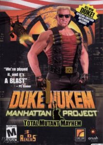 Duke Nukem: Manhattan Project (Inclu 1 + 2 + 3D) Download free