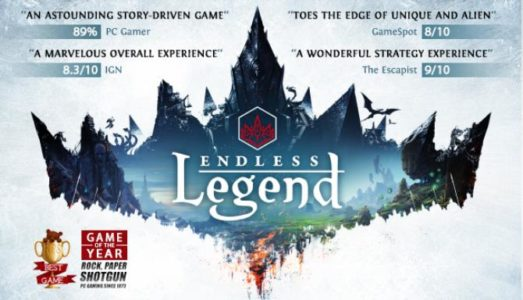 Endless Legend (v1.5.7.s3 ALL DLC) Download free