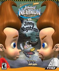 Jimmy Neutron vs. Jimmy Negatron Free Download
