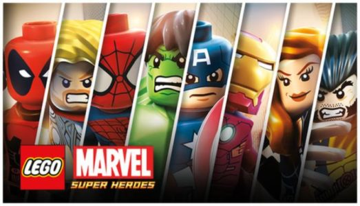 LEGO MARVEL Super Heroes (Inclu ALL DLC) Download free