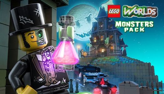 LEGO Worlds Monsters Free Download