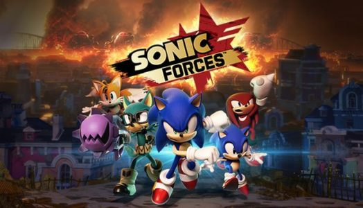 Sonic Forces (FULL UNLOCKED) Download free