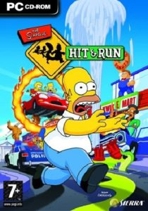 The Simpsons: Hit Run Free Download