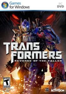 Transformers: Revenge of the Fallen Free Download