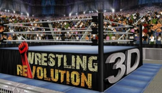 Wrestling Revolution 3D Free Download