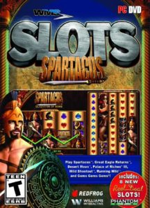 WMS Slots: Spartacus Free Download