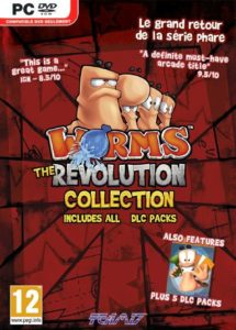 Worms Revolution Gold Edition Free Download