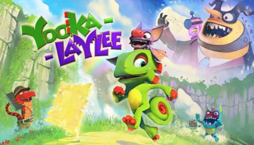 Yooka-Laylee (v1.0.8) Download free