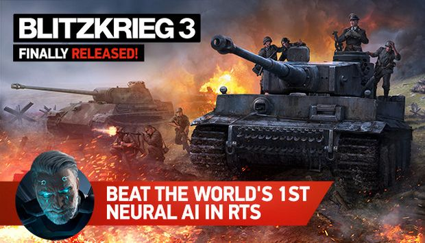 Blitzkrieg 3 (Steam-Rip) Download free