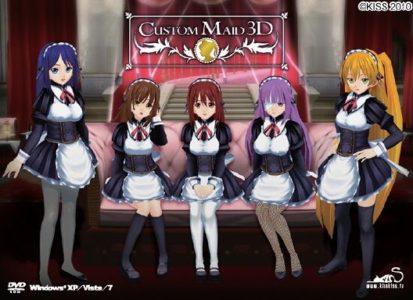Custom Maid 3D Free Download