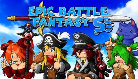 Epic Battle Fantasy 5 (v1.5) Download free