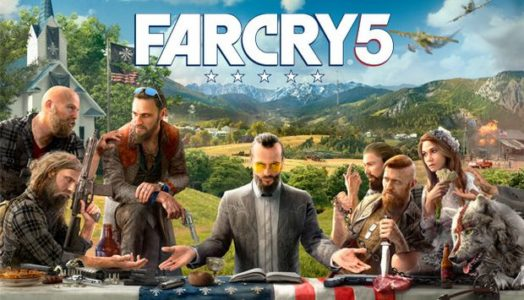 Far Cry 5 (FULL UNLOCKED) Download free