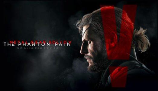 METAL GEAR SOLID V: THE PHANTOM PAIN (ALL DLC) Download free
