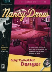 Nancy Drew: Stay Tuned for Danger Free Download