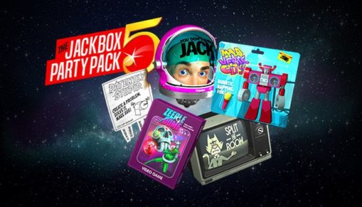 The Jackbox Party Pack 5 Free Download
