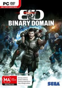 Binary Domain PC Free Download