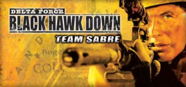 Delta Force Black Hawk Down: Team Sabre Free Download