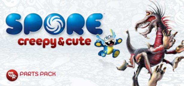 SPORE Creepy Cute Parts Pack Free Download