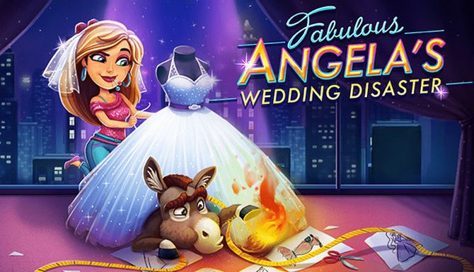 Fabulous Angelas Wedding Disaster Free Download