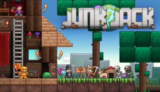 Junk Jack (v3.2) Download free