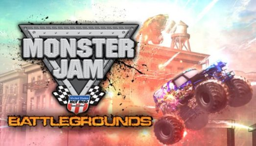 Monster Jam Battlegrounds Free Download