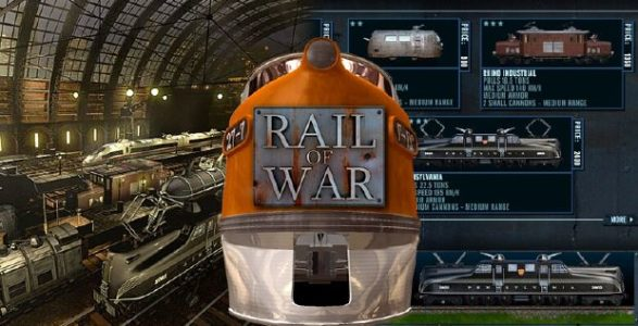 Rail of War Free Download