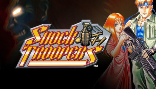 SHOCK TROOPERS Free Download