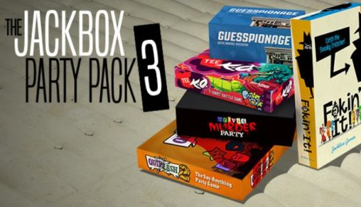 The Jackbox Party Pack 3 Free Download