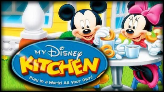 My Disney Kitchen Free Download
