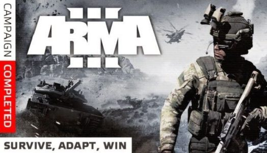 ARMA 3 (Apex v1.62) Download free