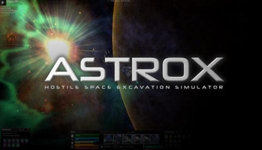 Astrox: Hostile Space Excavation (Build 66) Download free