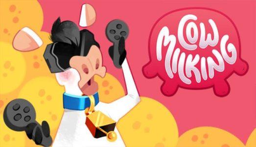 Cow Milking Simulator Free Download