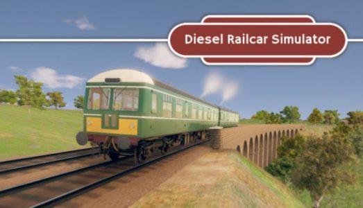 Diesel Railcar Simulator Free Download