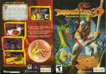 Dragons Lair 3D: Return to the Lair Free Download